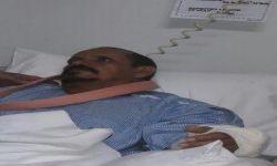 حمدان بن حمود العلياني يتعرض لحادث مروري