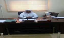 منصور حنش العلياني مديرا لمكتب تعليم البنات بالبشائر