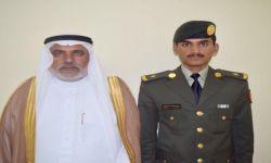 حفل تخرج الملازم مسفر بن علي بن أحمد العلياني من كلية الملك عبدالله للدفاع الجوي