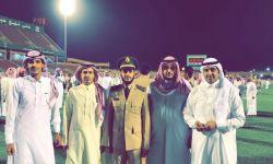 مصعب بن سعيد بن طمام الواسي العلياني من كلية الملك عبدالعزيز الحربية