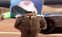 خلف بن عايض بن عبدالله الواسي العلياني يحتفل بتخرجه