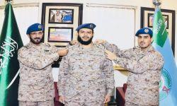 عبدالله بن عوض العلياني إلى رتبة عقيد دكتور